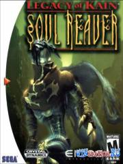 Legacy of Kain: Soul Reaver (Dreamcast/RUS)