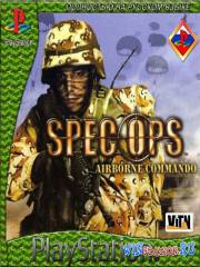 Spec Ops: Airborne Commando (PS1/RUS)