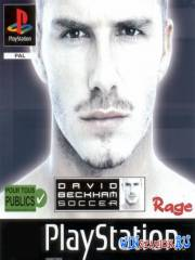 David Beckham Soccer (PS1/RUS/Vector)