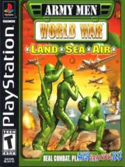 Army Men: World War - Land, Sea, Air (PS1/RUS)