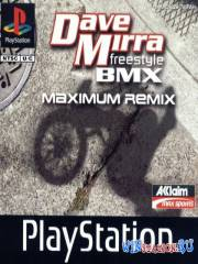 Dave Mirra Freestyle BMX (PS1/RUS)