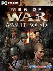 Men of War: Assault Squad / В тылу врага 2: Штурм [v.1.97.7] (2011/RUS/Repa ...