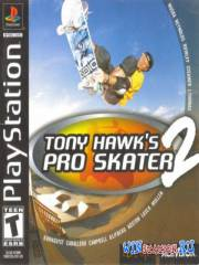 Tony Hawk's Pro Skater 2 (PS1/ENG)