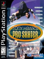 Tony Hawk's Pro Skater (PS1)