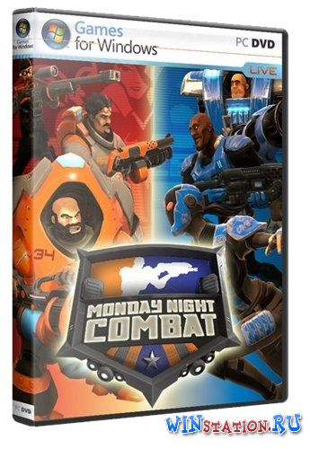 Monday Night Combat (PC/RUS/RePack)