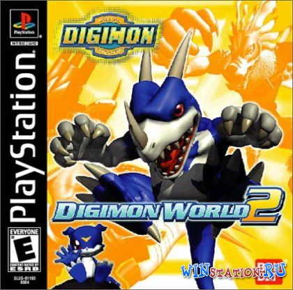 ������� Digimon World 2 ���������