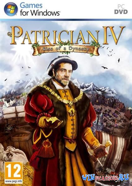 Patrician IV: Rise of a Dynasty (2011/ENG)