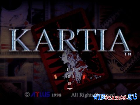 Скачать игру Kartia - The World of Fate (PSX/RUS)