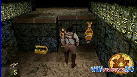 The Mummy (PSX/RUS)