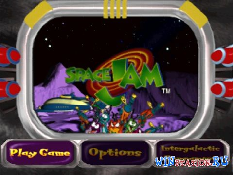 ������� ���� Space Jam (PSX/ENG)