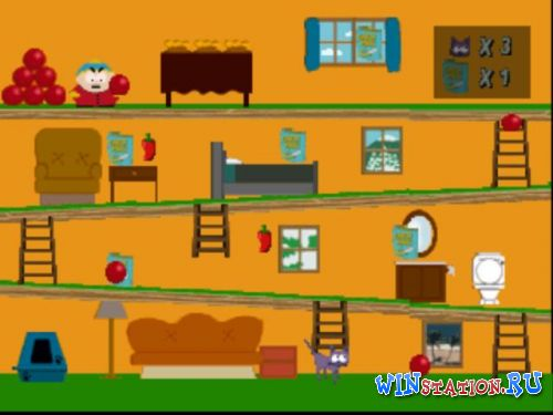 —качать игру South Park: ChefТs Luv Shack