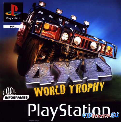 4x4 World Trophy (PSX/RUS)