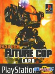 Future Cop L.A.P.D. (PS1/RUS/Vector)