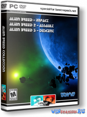 Alien Breed Collection (PC/RUS/Repack)