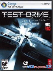 Test Drive Unlimited: Night Mod - Mega Pack (PC/RUS)