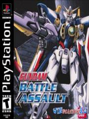 Gundam Battle Assault 2  (PS1/RUS)