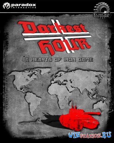 Darkest Hour: A Hearts of Iron Game (2011/RUS/ENG/Lossless Repack)