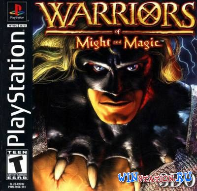 Warriors of Might and Magic (PSX/RUS)