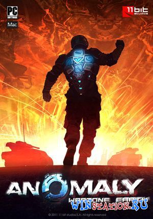 Anomaly: Warzone Earth  (PC/RUS)