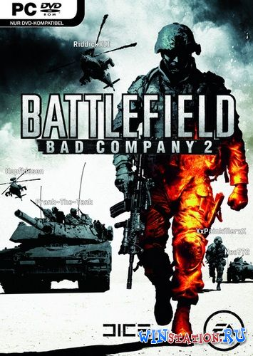������� Battlefield: Bad Company 2 [v.602574](2010/Rus/RePack/PC) ���������