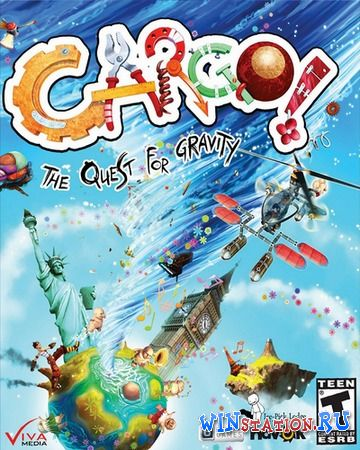 Скачать Cargo: The Quest For Gravity (2011/RUS/RePack/PC) бесплатно