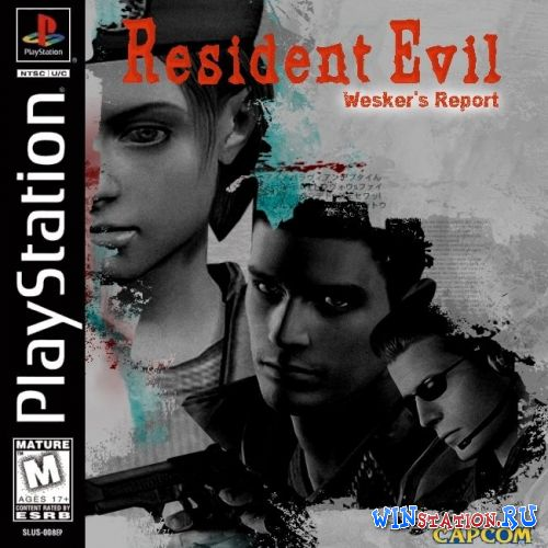 Resident Evil - Weskers Report (PSX/RUS)