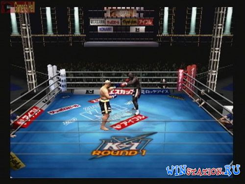 K-1 World Grand Prix 2001