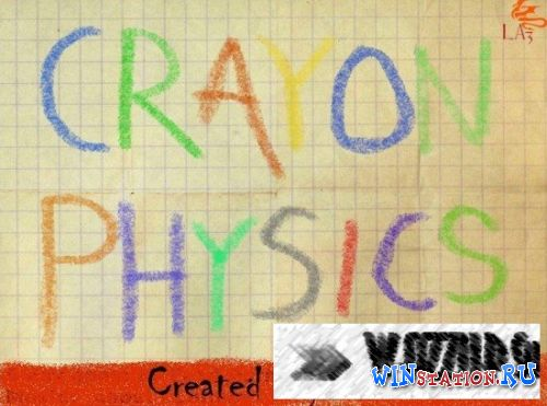 Crayon Physics Deluxe (PC)