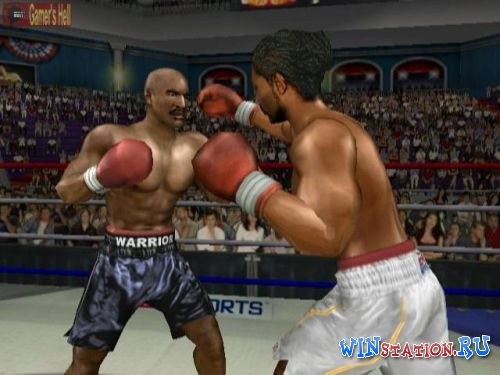Knockout Kings (PSX/RUS)