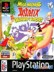 Asterix: Mega Madness (PS1/RUS)