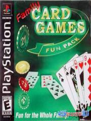 Family Card Game Fun Pack (PS1/ENG)