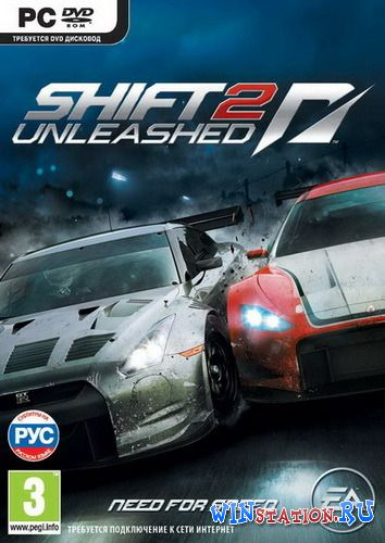 Shift 2 Unleashed v.1.01 (2011/RUS/ENG/RePack by Ultra)