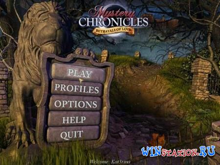 ������� Mystery Chronicles 2: Betrayals of Love (Mini Games) ���������