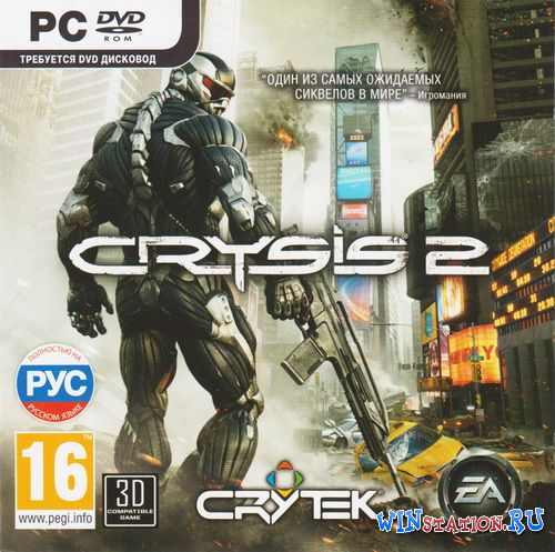 Crysis 2 [v.1.4] (2011/RUS/ENG/Lossless RePack by a1chem1st)