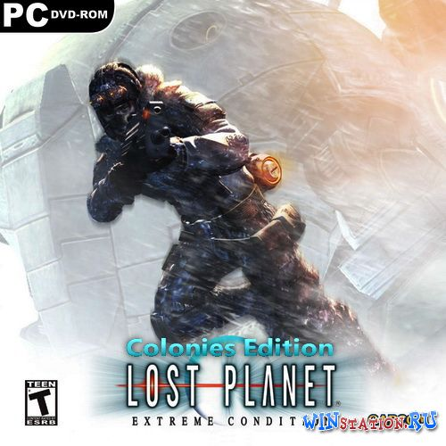Lost Planet: Extreme Condition Colonies Edition (2008/RUS/RePack by R.G.Virtus)