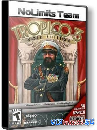Скачать Tropico 3: Gold Edition (PC/RUS) бесплатно