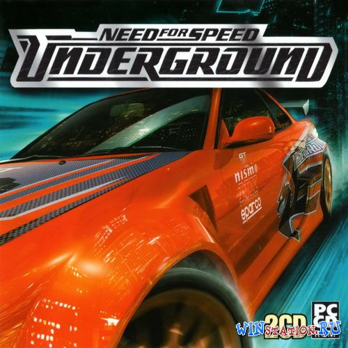Need For Speed. Underground [ver.1.4] (2003/RUS/RePack)