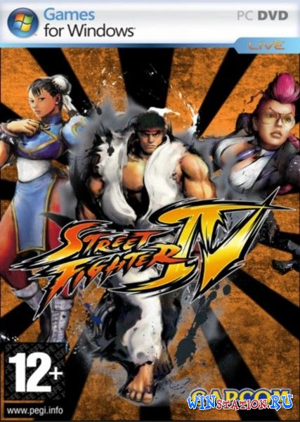 Street Fighter IV v1.0 (2009/RUS/Repack by WHiTE)