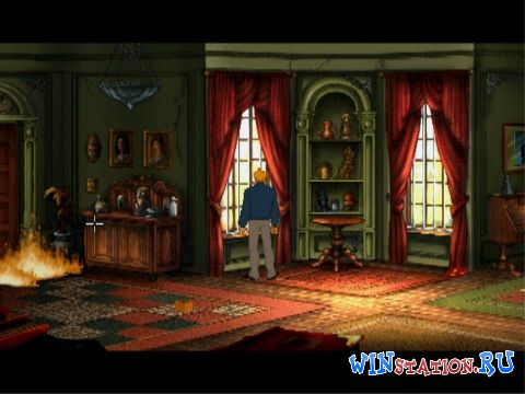 Скачать игру Broken Sword II: The Smoking Mirror (PSX/RUS)