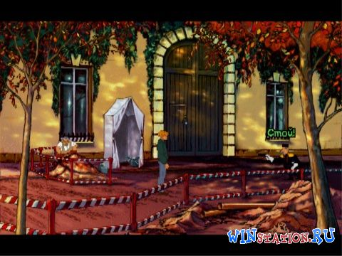 Скачать игру Broken Sword: The Shadow of the Templars (PSX/RUS)