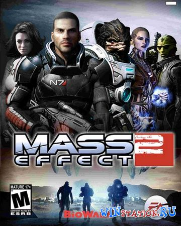 —качать Mass Effect 2 + 25 DLC (2010-2011/RUS/ENG/RePack/PC) бесплатно