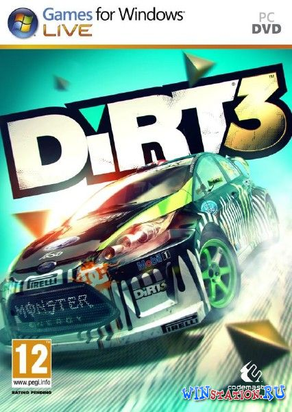 DiRT 3 (2011/ENG/Multi6/Steam Preload)