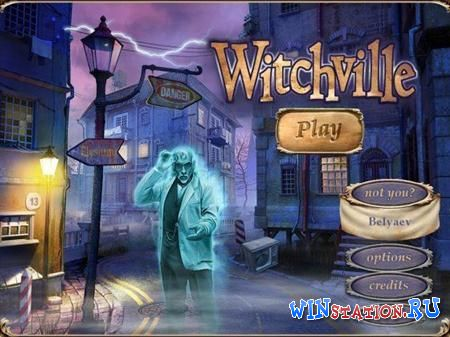 Witchville (Mini Games)