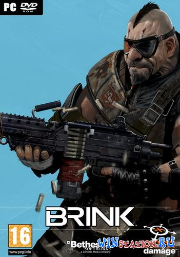 Brink (Update 4) (2011/RUS/RePack by UltraISO)