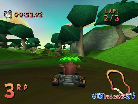 Looney tunes racing download psx