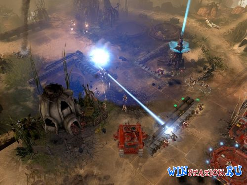 Warhammer 40.000: Dawn of War II - Retribution (2011/RUS/RePack)