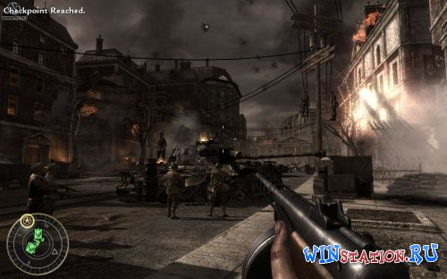 Call of Duty: World At War (2008/RUS/RePack by MOP030B)