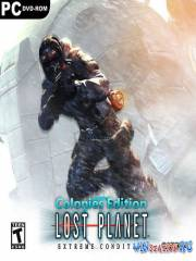 Lost Planet: Extreme Condition Colonies Edition (2008/RUS/RePack by R.G.Vir ...