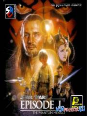 Star Wars Episode I: The Phantom Menace (PS1/RUS)