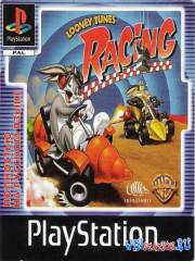 Looney Tunes Racing (PS1/RUS)